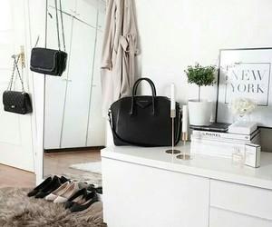 room, bag, and home image