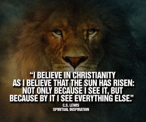 lion, quote, and believe image