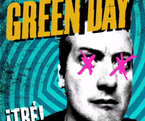green day, tre, and music image