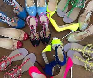 adore, christian louboutin, and closet image