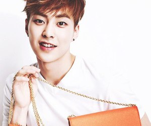 exo, exom, and xiumin image