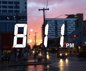 ATX, photography, and sunset image