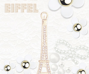 beautiful, tour eiffel, and we heart it image