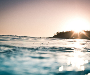 sun, summer, and sea image