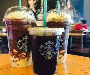 bae, starbuck, and friends image