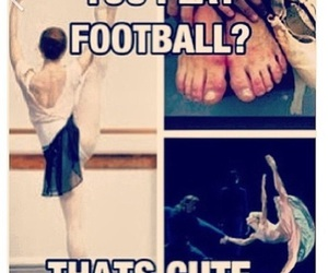 ballet, dance, and fitness image
