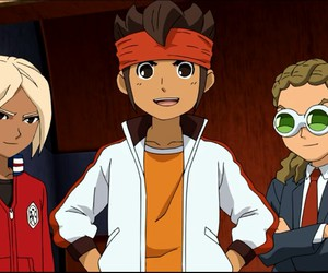 ffi, inazuma eleven, and mark evans image
