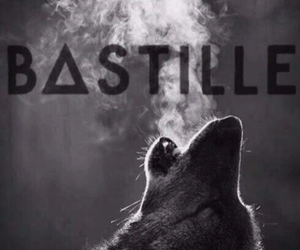 bastille, wolf, and music image