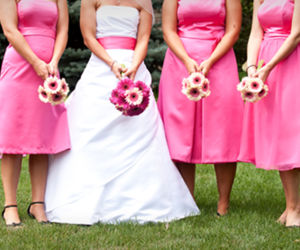 bride, inspiration, and wedding day image