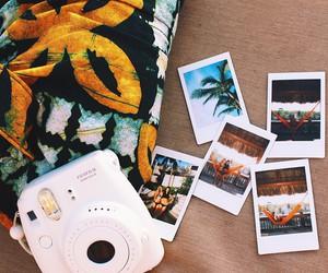 summer, photo, and polaroid image