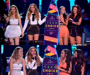teen choice awards, tca, and little mix image