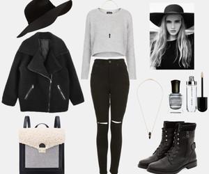 autumn, black, and blackandwhite image