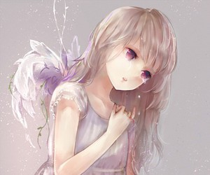 alone, anime, and art image