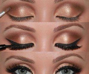 makeup, noite, and arraso image