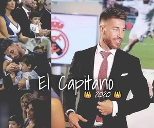 captain, real madrid, and spain image