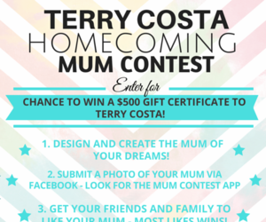 contest, homecoming, and mum image