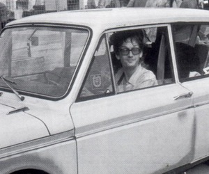 black and white, car, and jarvis cocker image