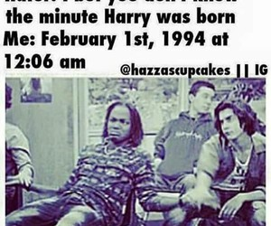 1d and Harry Styles image