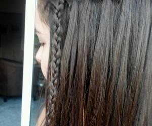 braid, braids, and diy image