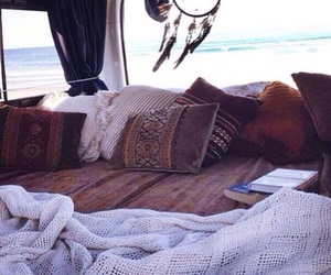 beach, summer, and travel image
