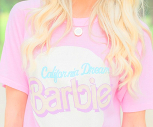 barbie and pastel image
