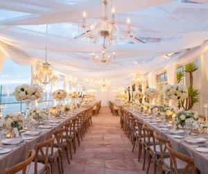 bridal, wedding, and weddings image