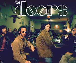 the doors, band, and Jim Morrison image