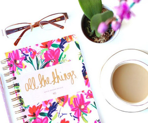coffee and planner image