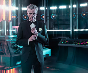 bbc, doctor who, and handsome image