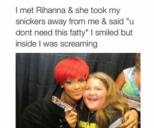 rihanna, funny, and lol image