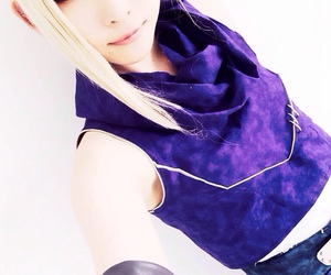 naruto, cosplay, and ino image
