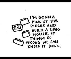 ed sheeran, Lyrics, and lego house image