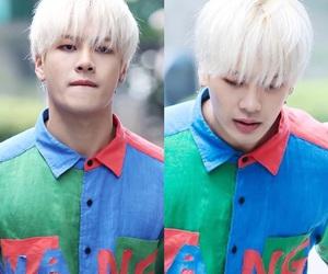 chinese, jackson, and JYP image