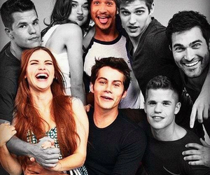teen wolf, tyler posey, and dylan o'brien image