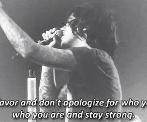 inspirational, stay strong, and kellin image