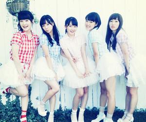 country girls, tsugunaga momoko, and inaba manaka image