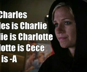 cece, charles, and pretty little liars image