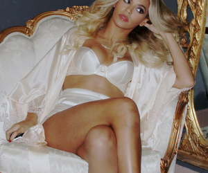 beautiful, girl, and beyonce knowles image