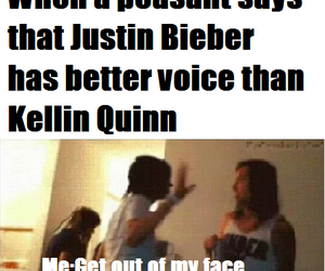 bands, pierce the veil, and kellin quinn image