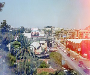 los angeles, vintage, and west hollywood image