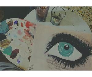 art, artist, and baghdad image