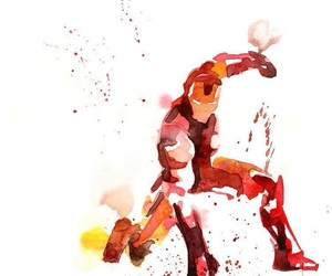 iron man, Avengers, and art image