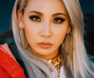 2ne1, CL, and lee chae rin image