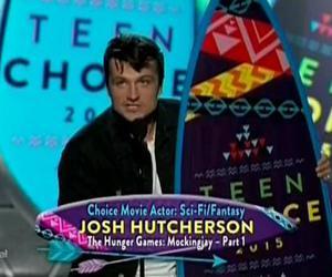 beautiful, josh hutcherson, and winner image