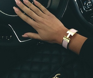 car, black, and chanel image