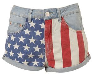 usa, shorts, and flag image