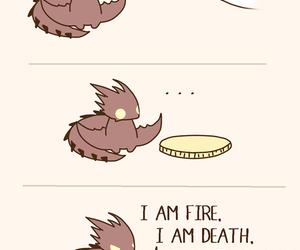 smaug, dragon, and hobbit image
