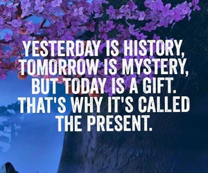 history, mystery, and quotes image