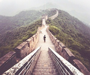 china, nature, and travel image