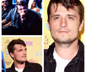 teen choice awards, the hunger games, and josh hutcherson image